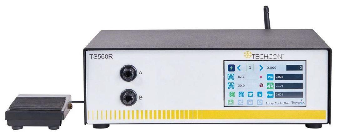 TECHCON SYSTEMS TS560R Smart controller | Neu