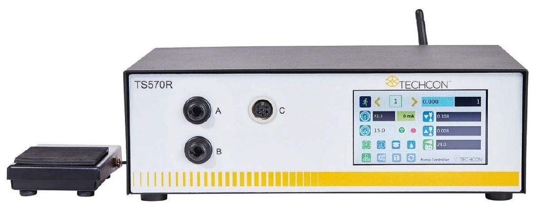 TECHCON SYSTEMS TS570R Smart controller | Neu