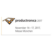 PRODUCTRONICA - Messe München 14. - 17. November 2017