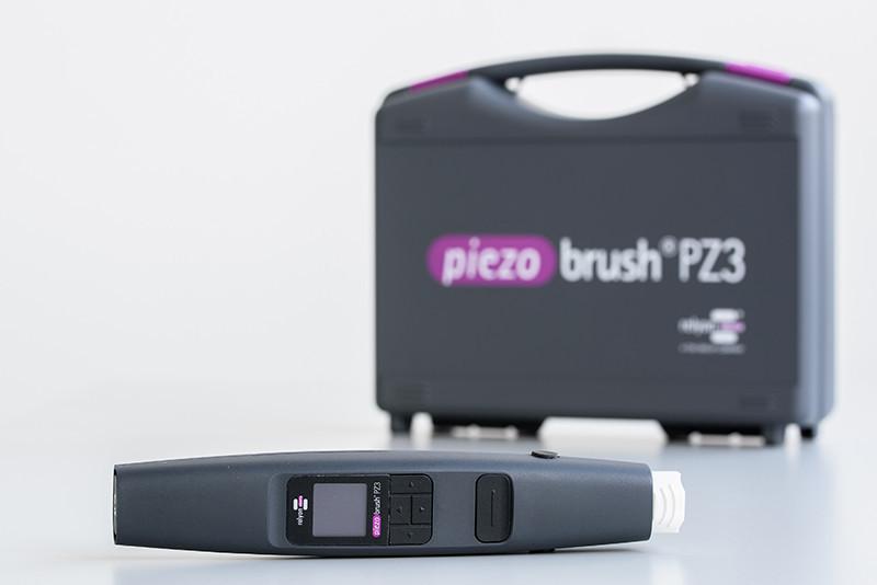 piezobrush® PZ3 - das weltweit kleinste Plasma-Handgerät | Neu